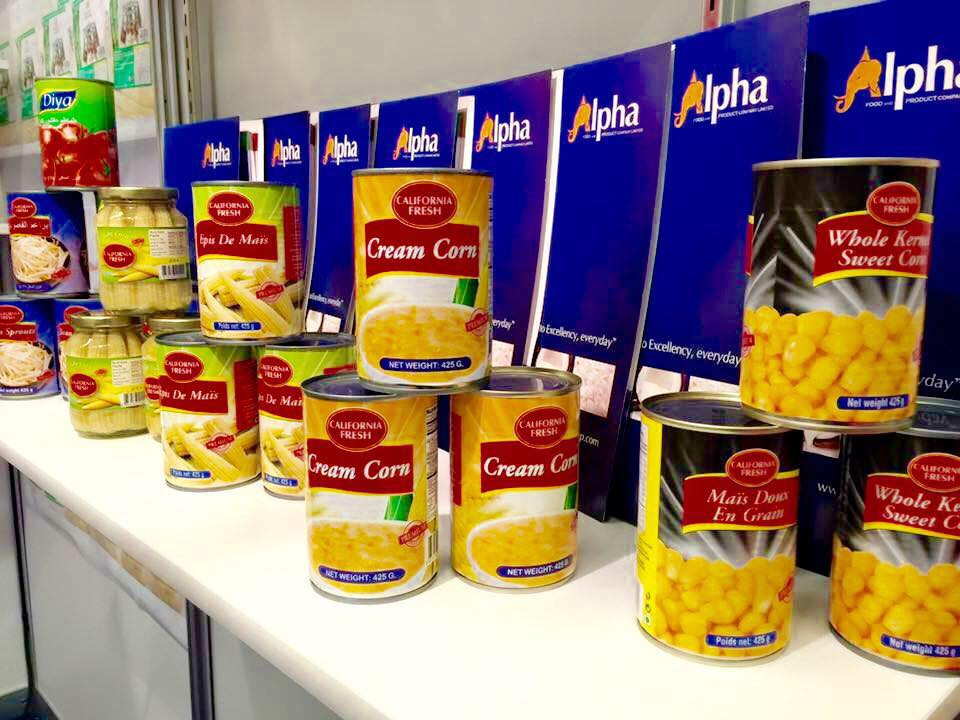 Alpha Food and Product