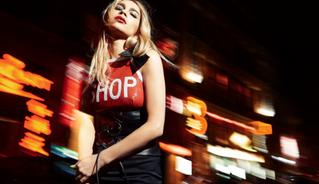 Moschino Dress Photoshoot