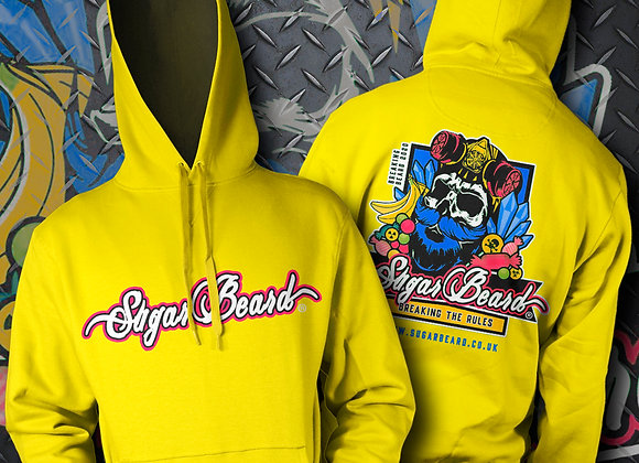 Breaking beard hoodie