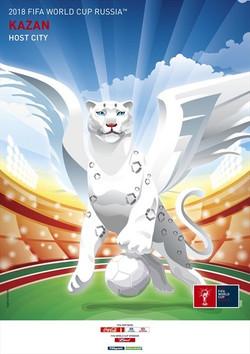 2018 FIFA World Cup Rusia