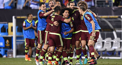 Venezuela 1 Vs Uruguay 0