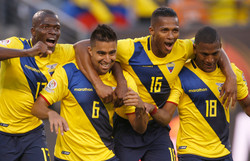 ECUADOR 4 Vs HAITÍ 0