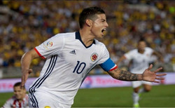 Colombia 2 Paraguay 1