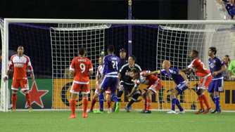 Orlando City SC Batalló Empate 2 a 2 Frente a  New England Revolution