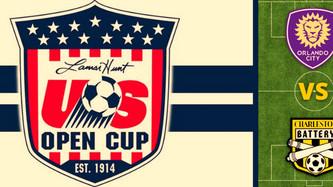 Orlando City Derrota al Battery en Tanda de 10 Penaltis para Avanzar en la Lamar Hunt U.S. Open Cup