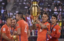 Argentina 2 Vs Chile 4 Penales