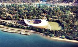Stadium in Samara