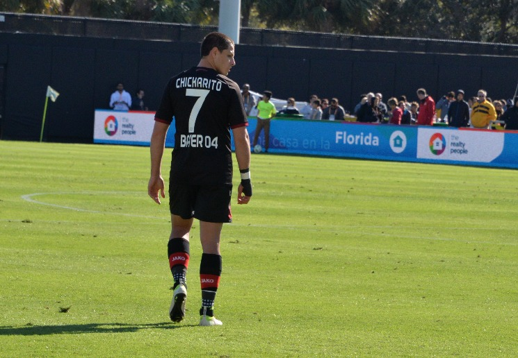 ESTUDIANTES vs BAYER 04