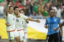 México 3  Vs Uruguay 1