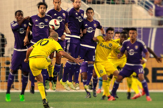 Orlando City SC Empata 2-2 Contra Columbus Crew SC