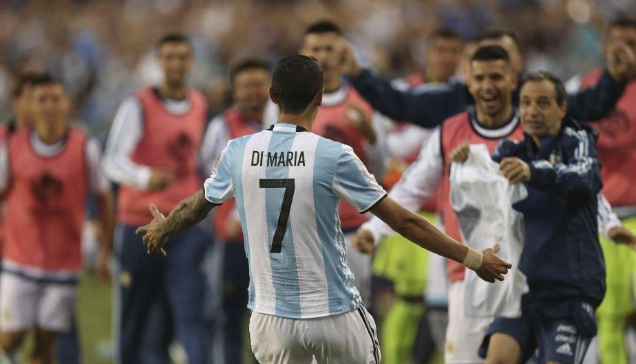 Argentina 2 Vs Chile 1