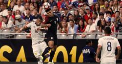 Colombia 1 Vs U.S.A 0