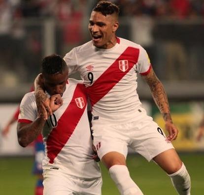 Perú 1 Vs Haití 0