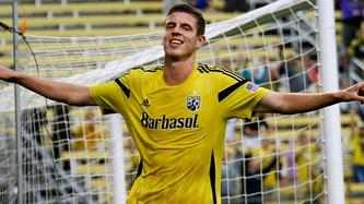 Orlando City Adquiere al Delantero Adam Bedell Proveniente del Columbus Crew SC