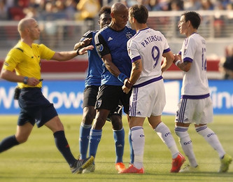 Orlando City Empata 1 a 1 Contra el San José Earthquakes