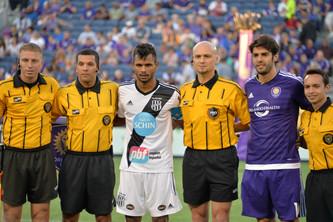 Orlando City Anota Victoria de 3-2 Contra Ponte Preta