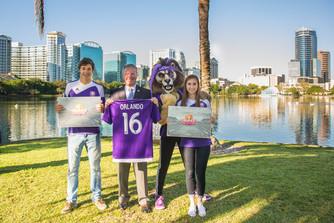 Orlando Envía Formalmente su Postulación para Ser Anfitrión de la Copa América Centenario 2016
