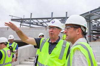 ¿Quieren ver cómo va la obra de Construcción del Nuevo Estadio de Orlando City SC?