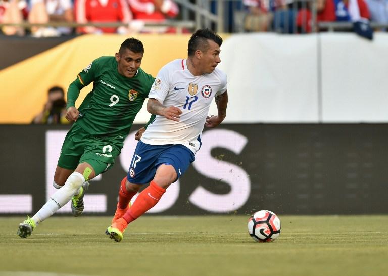 Chile 2 Vs Bolivia 1