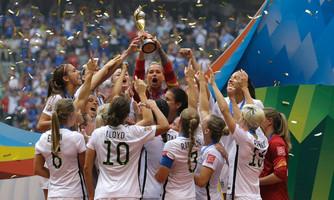 """Estados Unidos """"Campeona"""" En La Copa Mundial Femenina"""