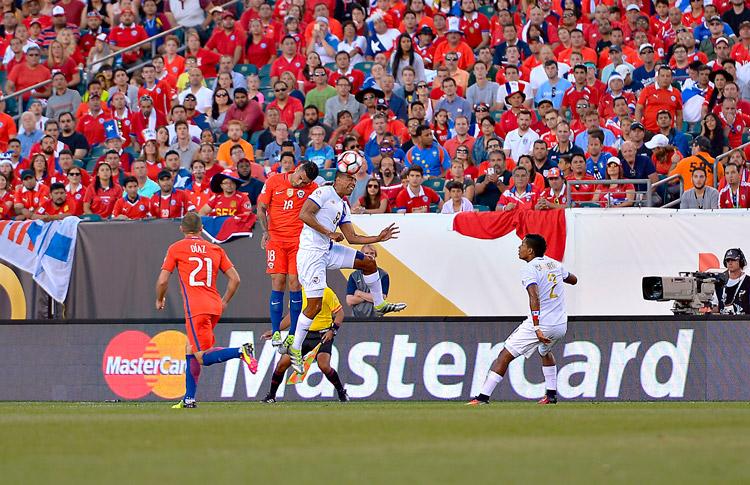 Chile 4 Vs Panamá 2