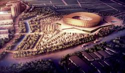 Stadium in Kaliningrad