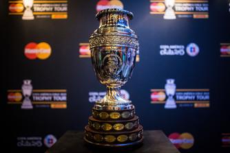 El 21 de Febrero se Realizará el Sorteo de Equipos de la Copa América Centenario 2016