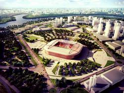 Estadio Spartak moscu