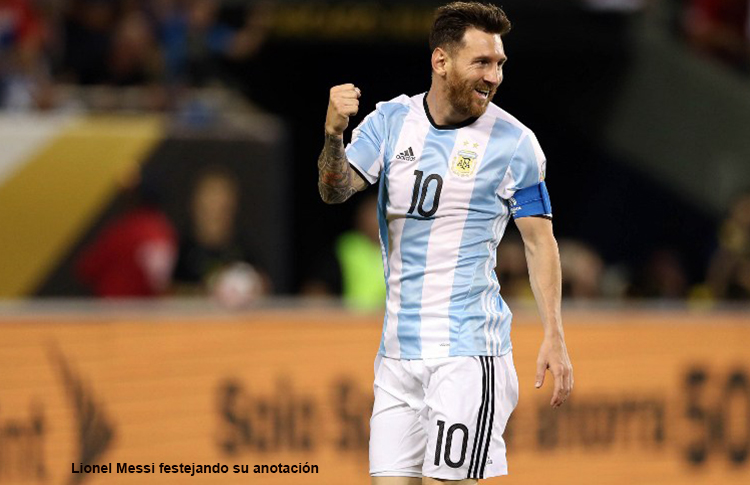 Argentina 5 Vs Panamá 0
