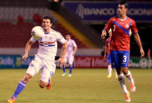 Costa Rica 0  Vs  Paraguay 0