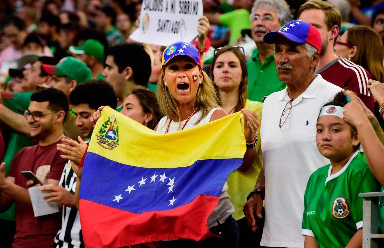 VENEZUELA 1 Vs MEXICO 1