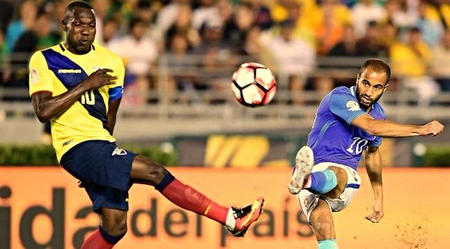 Brasil 0 Vs Ecuador 0
