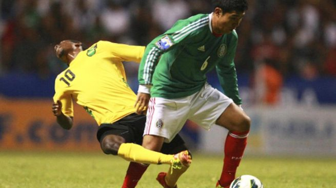 Jamaica 0 Vs México 2