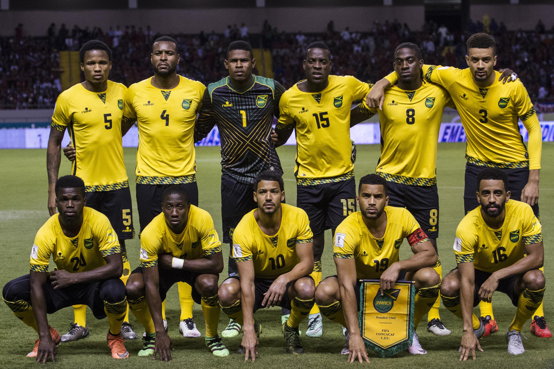 Venezuela 1 Vs Jamaica 0