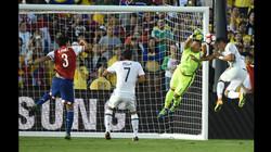 Costa Rica 0 U.S.A 4