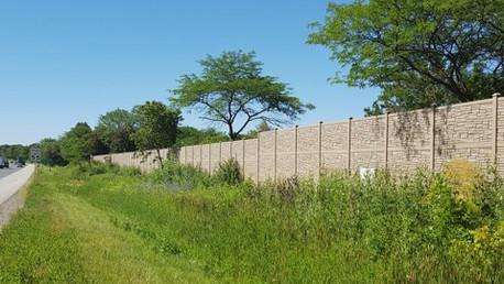 Sound Barriers Silence Noisy Neighbors