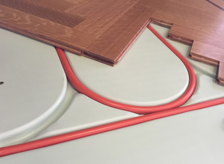 7 REASONS WHY RADIANT HEAT SHOULD BE AN UPGRADE OPTION
