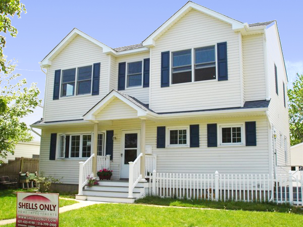 Shells Only Complete Home Improvement | Dormers | Extensions