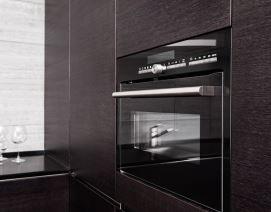 Luxury Homes Abandon the Microwave