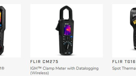FLIR Infrared Guided Measurement Technology (IGM™)