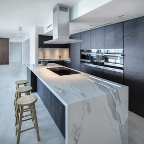 Five popular kitchen island features