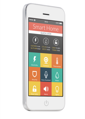 THE SMART HOME REVOLUTION High-tech products take a new home from commonplace to connected.