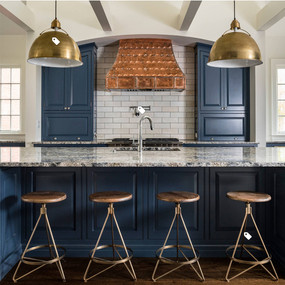 Three Compelling Reasons to Mix Metals in Kitchens