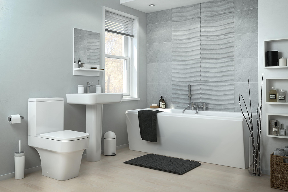 REDOING BATHROOMS: 7 GREAT REASONS