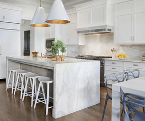 4 Kitchen Island Trends to Watch This Year