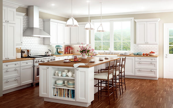 YOUR HUNTINGTON KITCHEN, WITH THE KITCHEN DESIGN & REMODELING EXPERTS AT SHELLS ONLY
