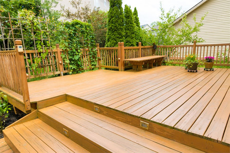 Emerging deck trends