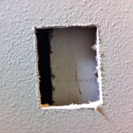 New Franchise Takes Aim at Drywall Repair | Shells Only