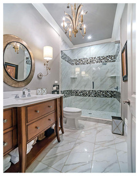 Bathrooms Overtake Kitchens as Most Popular Remodeling Project
