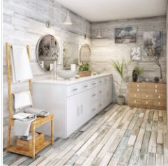 UPGRADED VANITY AND SINK: REVITALIZE ANY BATHROOM